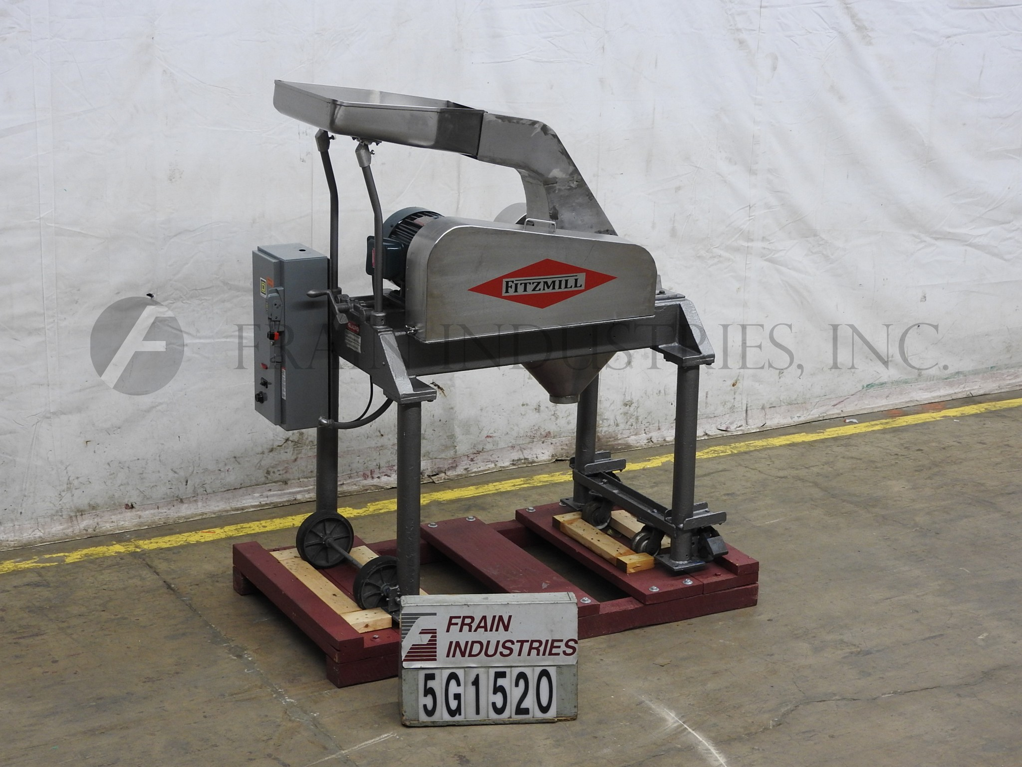 Fitzmill Mill Hammer DASO6
