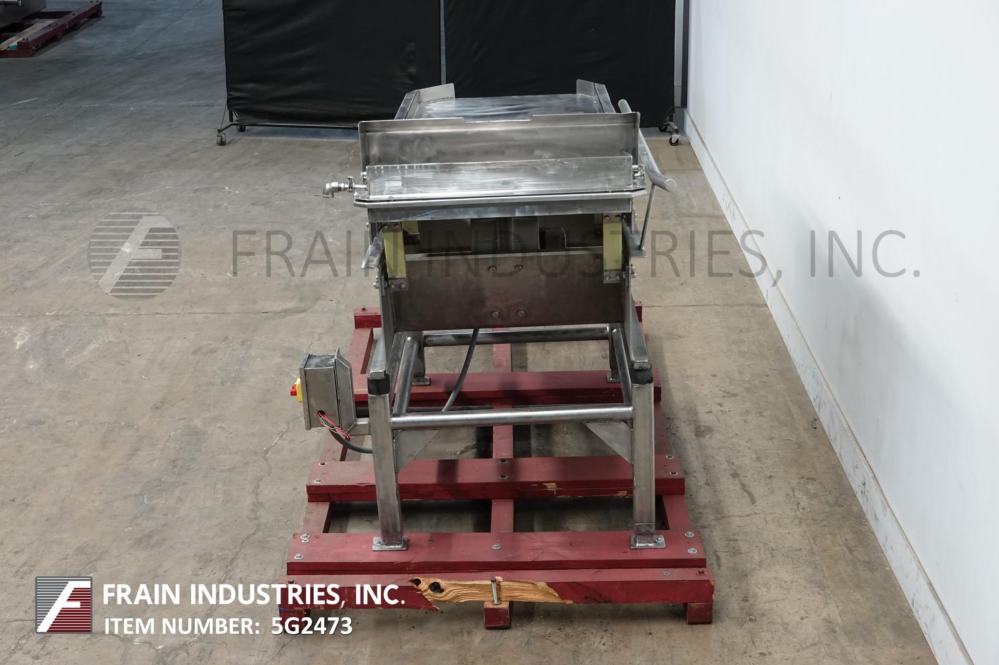 Meyer Feeder Vibratory 34X112
