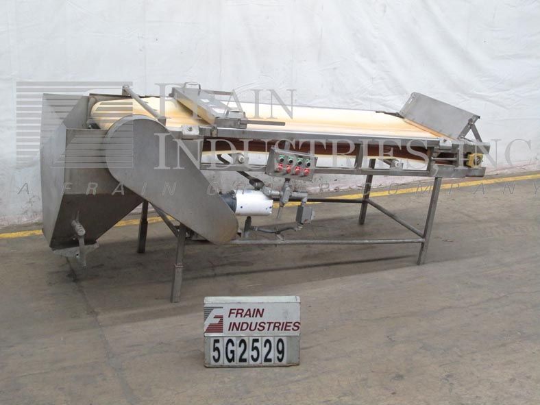 "Conveyor Belt 34""WX102""L"