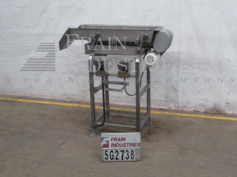 Key Technology Feeder Vibratory 408467-1