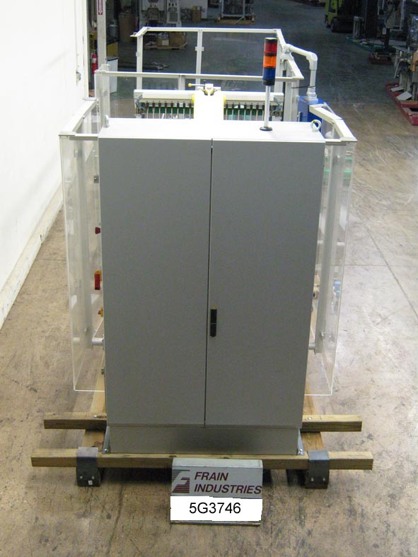 Sig Case Packer Tray Form/Pack TTL-I ROTARY