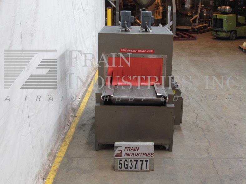 TPA / Pierce Packaging  Shrink Tunnels 1026T
