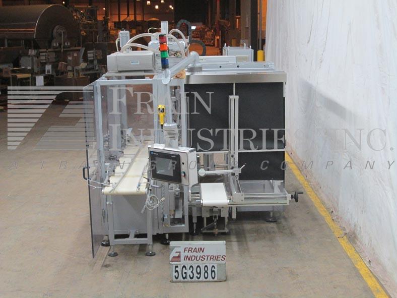 Skinetta Case Packer Erector/sealer CASETEQ150
