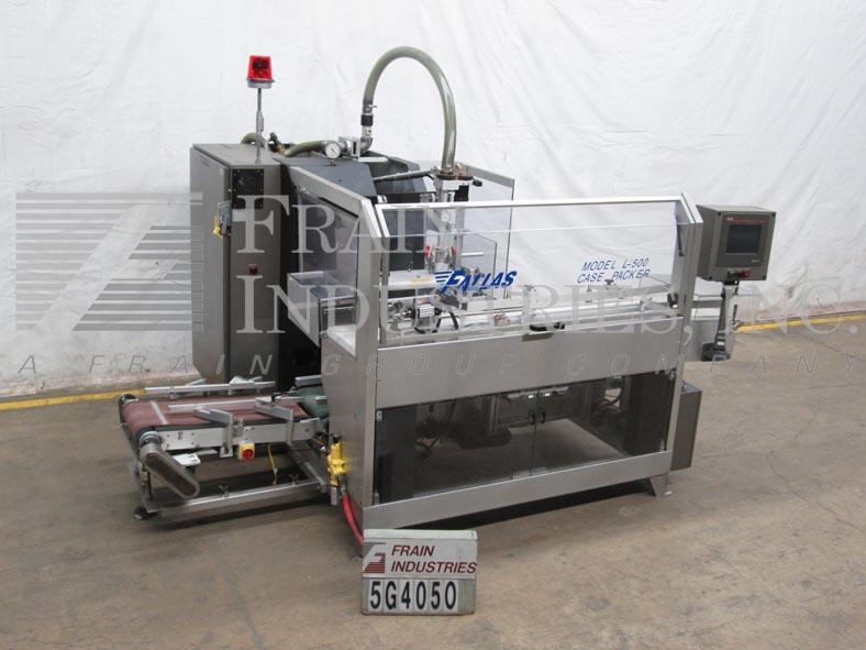Fallas Case Packer Robotic L500