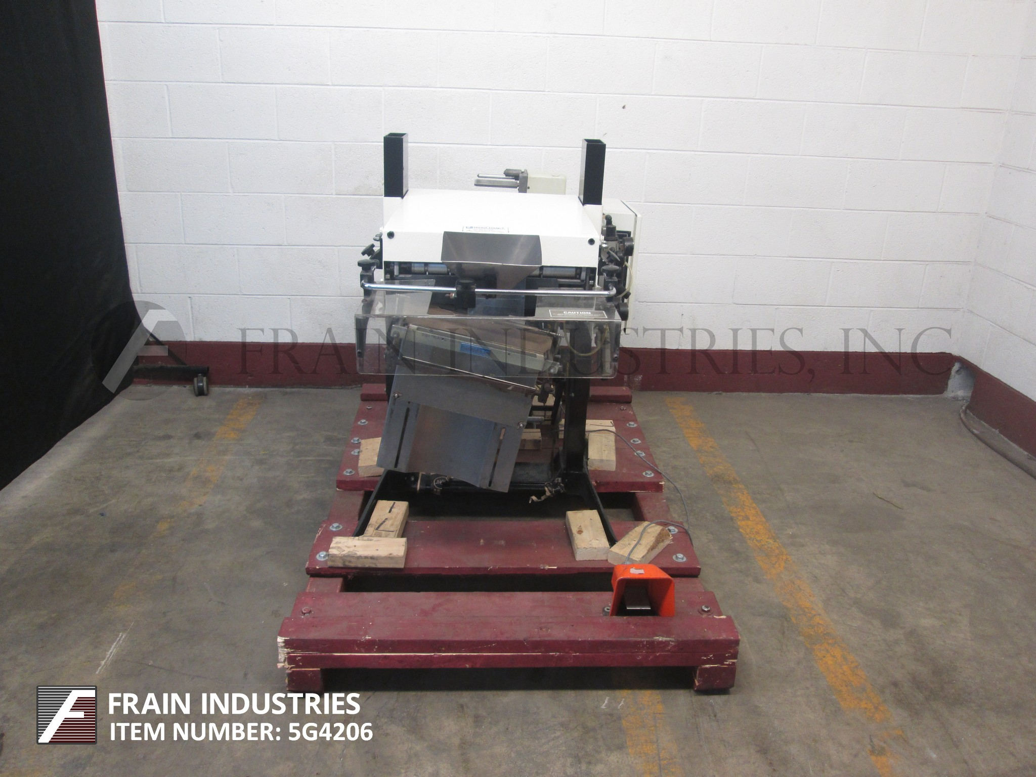 Automated Packaging Systems Sealer Bag Impulse H100