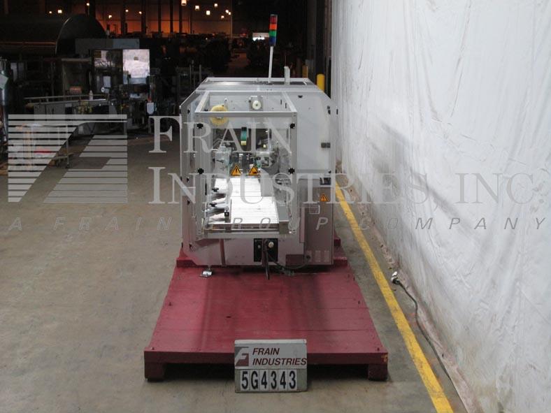 Pester Case Packer Erector/sealer PEWOFORM UVP2