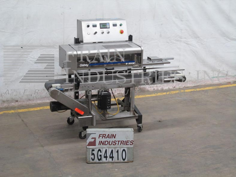 Doboy Sealer Bag Band B500M