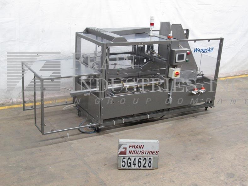 Wepackit Machinery Case Erector Tape 320E
