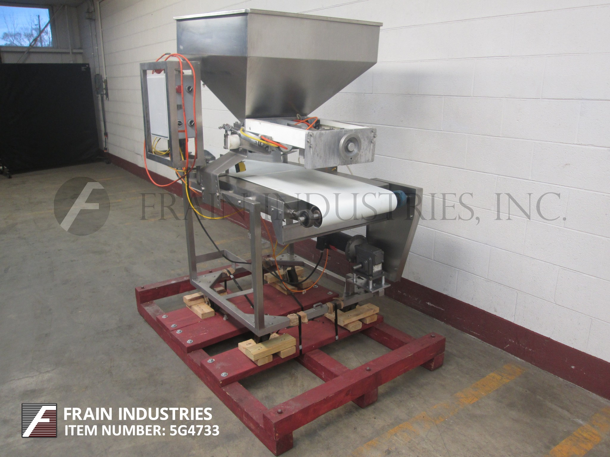 Fedco Bakery Equipment Depositors RSERIES