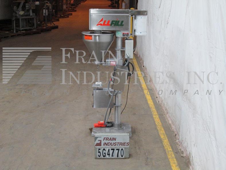 All Fill Filler Powder Auger B600