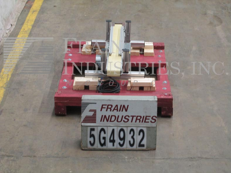 Automated Conveying Systems In Conveyor Belt LINK2000