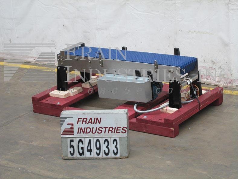 "Conveyor Belt 12W X 54""L"