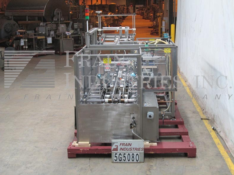 Arpac Case Packer Tray Form/Pack EL-2111