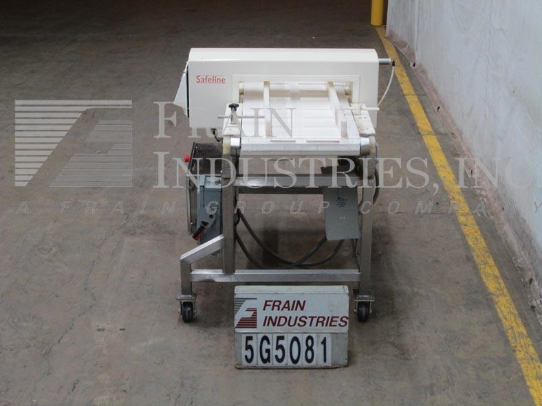 Safeline Metal Detector Conveyor SL-2000