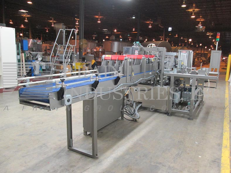 Arpac Case Packer Tray Form/Pack DPM1000