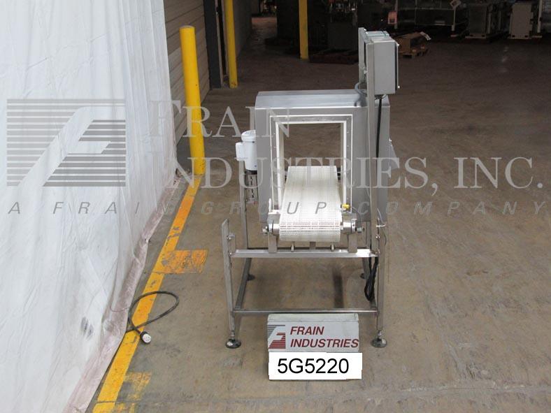 Safeline Metal Detector Conveyor 20 X 14