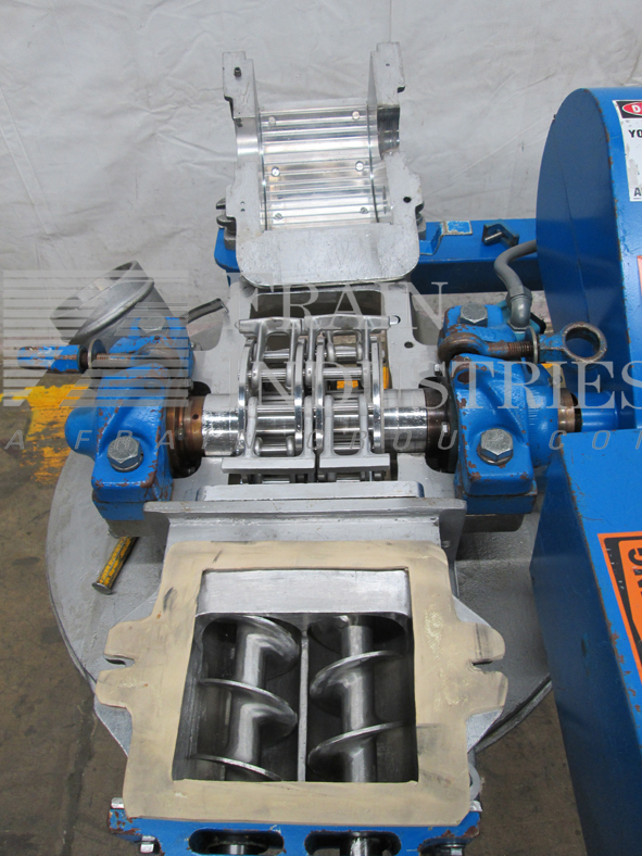 Micron Powder Systems Mill Hammer 2DH