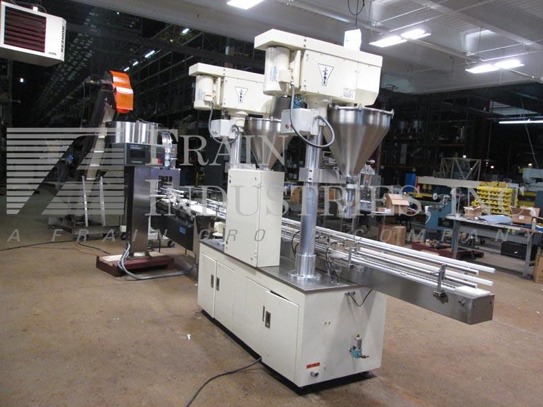 AMS Filling Systems Filler Powder Auger A500