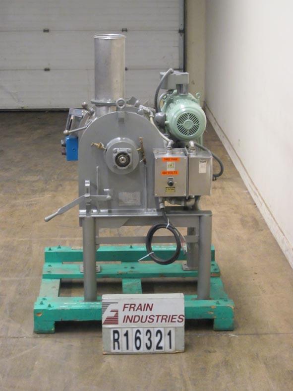 Littleford Mixer Powder Plow 100 LITER