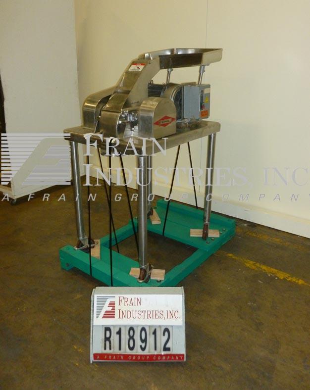 Fitzmill Mill Hammer DAS06 SS