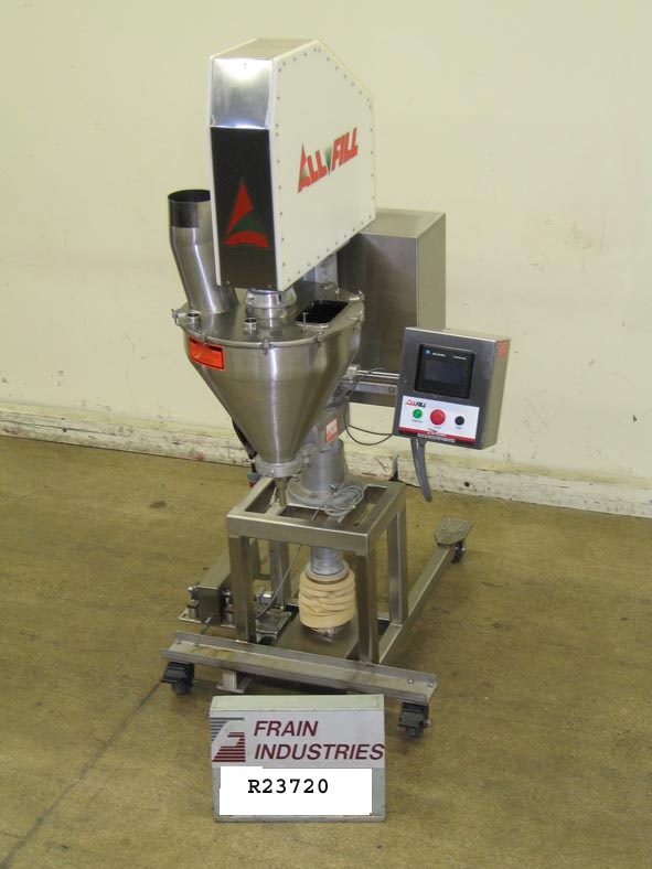 All Fill Filler Powder Auger BSV600