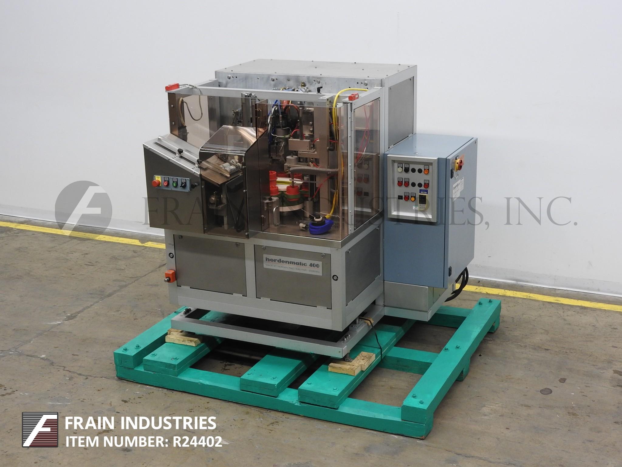 Norden Tube Plastic 400