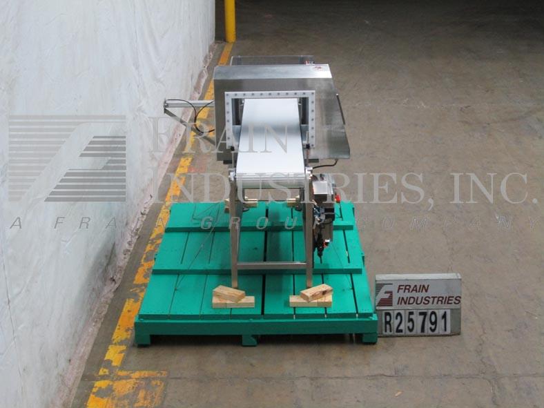 Lock Inspection Systems Metal Detector Conveyor INSIGHTIP693FHFFNUT2
