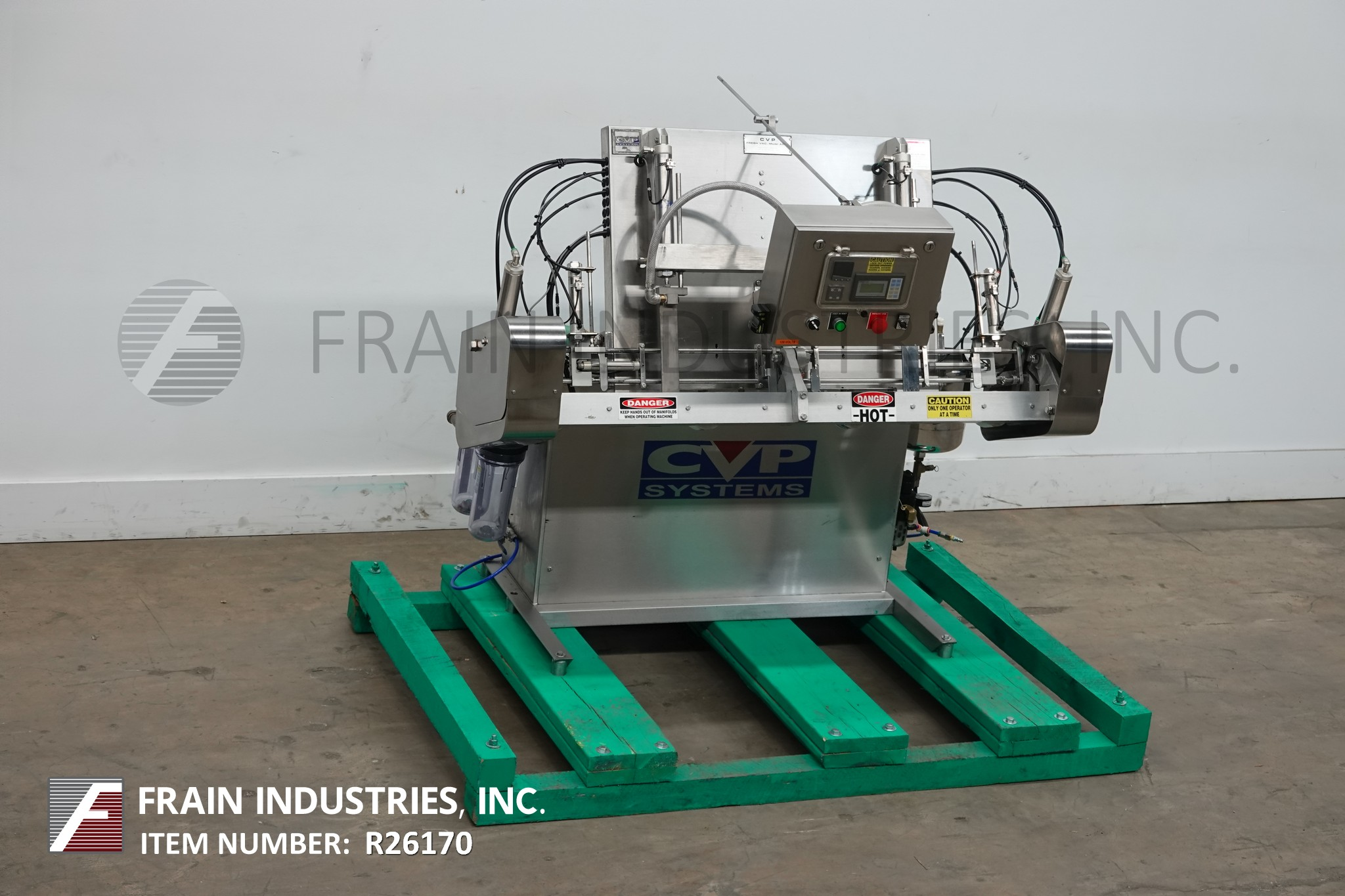 CVP Systems Sealer Bag Vacuum A200