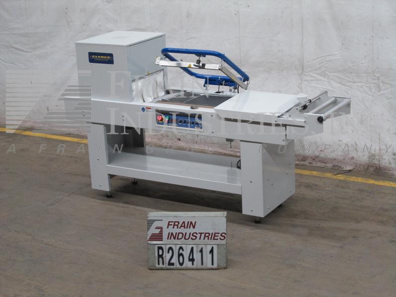 Clamco Shrink Semi Auto 120