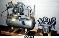 Photo of Ingersoll Compressor, Air Reciprocating  T30235HNLX3 