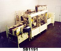 Photo of Salwasser Case Packer Erector/sealer E41 