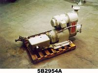 Photo of Reeves Motor Variable 441-V16-18 