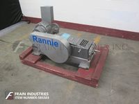 Photo of Rannie Homogenizer Single Stage 16HP