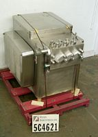 Photo of Cherry Burrell Votator Homogenizer Single Stage 5000TRG