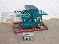 Photo of Quality Skin Packaging Die Cutter 276 ROLLER PRESS