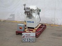 Photo of Gaulin Homogenizer Single Stage 90M38TBS