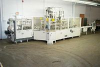 Photo of Salwasser Case Packer Erector/sealer R1OOCG/M-90 