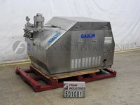 Photo of Gaulin Homogenizer Single Stage 804