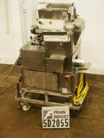Photo of Rheon Bakery Equipment KN300 S/S Encruster Up to 60pcs/min 10-300 grams