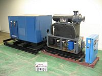 Photo of Ingersoll Rand Compressor, Air Centrifical 1CV10M2 