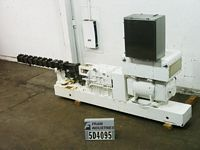 Photo of Werner & Pfleiderer Extruder Twin Screw ZSK-57-W50P