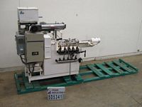 "Photo of Wenger Extruder Single Screw X20 3.25"" Barrel  220 -1000#/hr system"