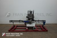 Photo of Pfaudler Filler Can Piston 10 HD Pfaudler automatic 10 head rotary piston filler capable of 300 cpm