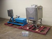 Photo of Crepaco Mixer Liquid Liquefier 300 GAL 