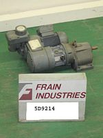 Photo of Bauer Danfoss Motor 622-10-V1 