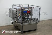 Photo of MRM Elgin Filler Can Piston RPF-16 16 Head Rotary