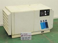 Photo of Ingersoll Rand Compressor, Air Screw SSREP75 75 hp, 325 cfm @ 125 psi