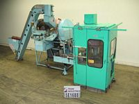 Photo of PMC Aerosol Valve Inserter RI-1200 Rotary, 12 Hd, valve inserter, W/Hopper