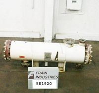 Photo of Heat Exch Shell & Tubes 4STW1048