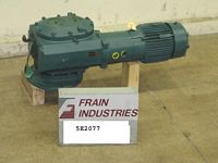 Photo of Reliance Electric Motor Gear Head M631241001YR 